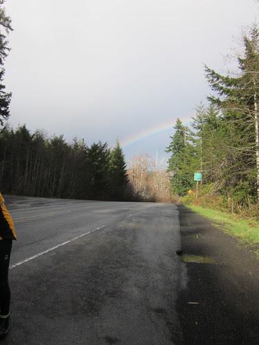 Rainbow at Sourgrass Summit