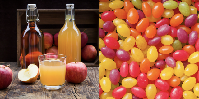 Apple Cider Jelly Beans Are Coming This Year To Fill Your Halloween Baskets