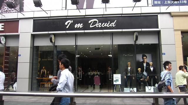 I'm David