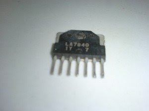IC Vertikal type LA7840