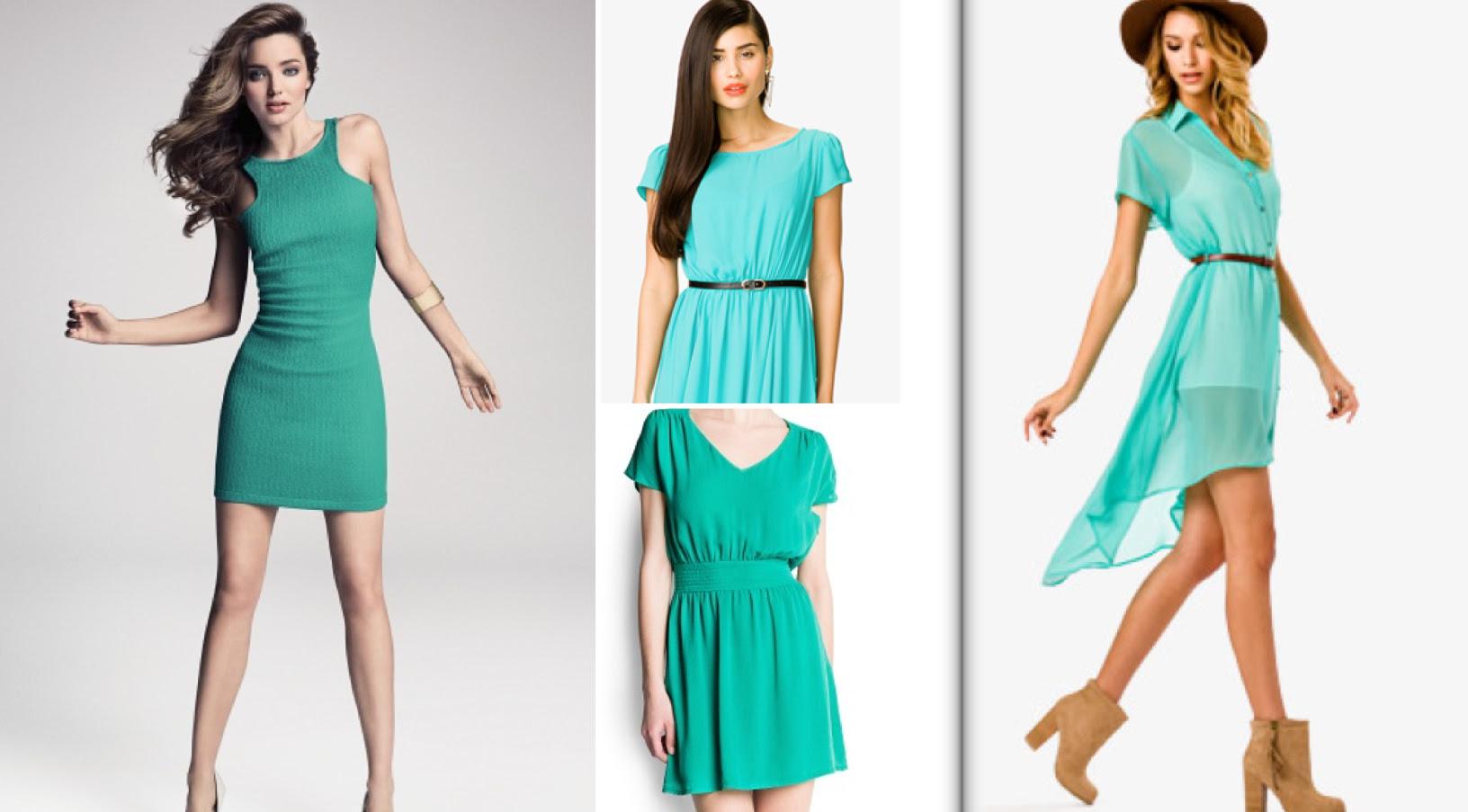 ¿Qué zapatos me pongo con un vestido verde? - trucosymanualidades.com