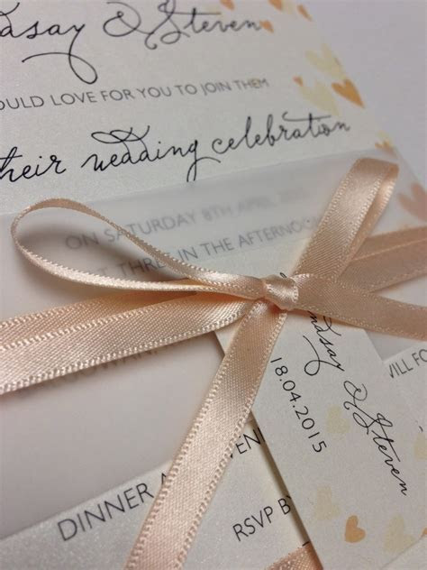 What are Belly Band Wedding Invitations?Ivy Ellen Wedding