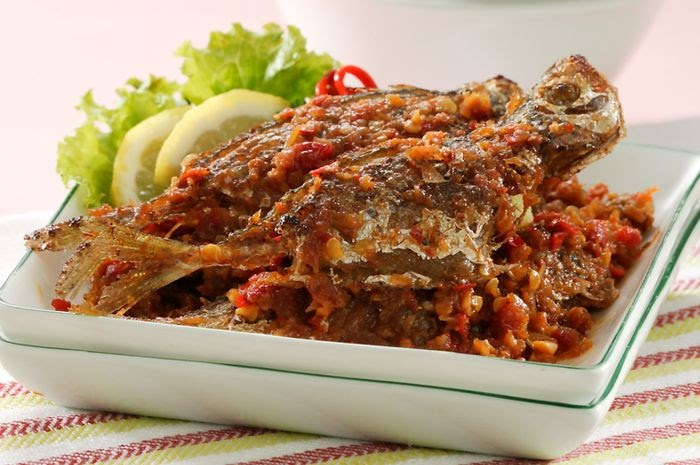 Resepi Diet Ikan Selar - Kota Joglo