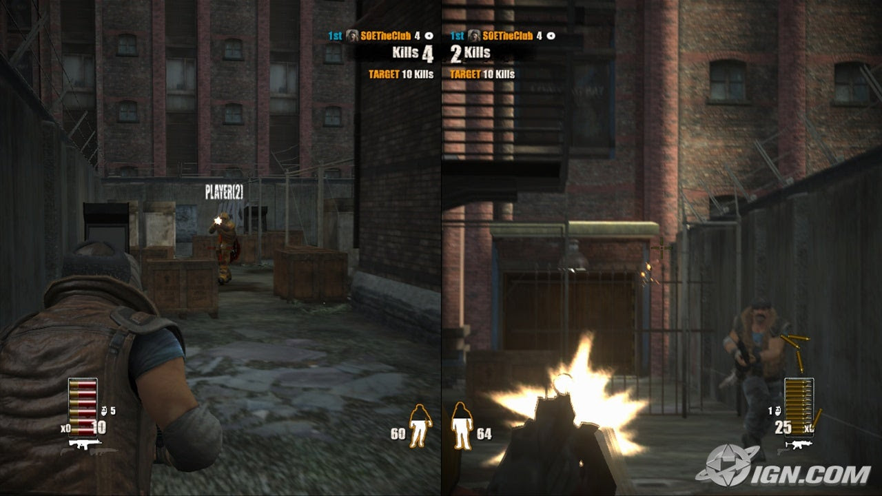 The Club Screenshot