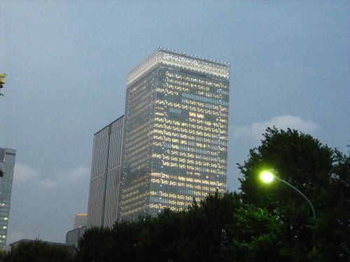 Buildings at Otemachi