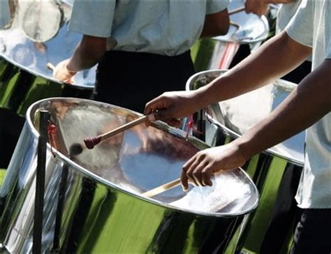 Steel drum band for ceremony and dinner   Ceremony Ideas