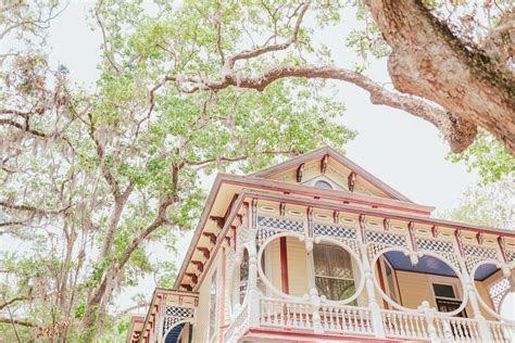 Best Wedding Venues in Savannah: Gingerbread House