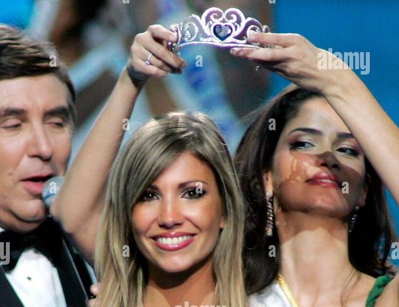 Alexandra Rosenfeld Miss Europe 2006 : 666 Miss Europe ...