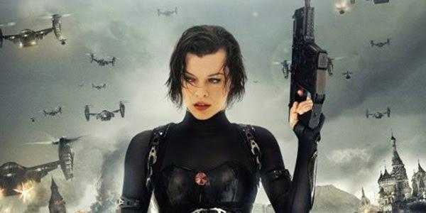 Resident Evil 5: Retribuição – novo pôster e making of publicitário