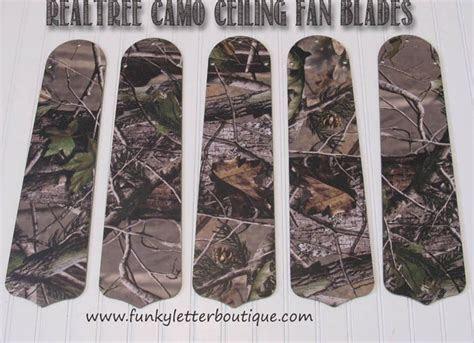 Realtree AP Camo Ceiling Fan Blades on Storenvy