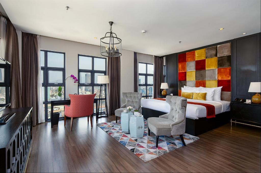 Top 20 khách sạn Đà Nẵng được đánh giá cao nhất đầu năm 2021 được đánh giá cao nhất từ Agoda (bao gồm cả khách sạn và resort)