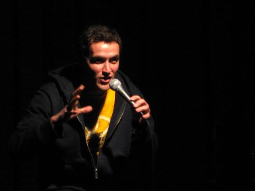 Joe Fernandez @ The Early Weekend Show March 20, 2009