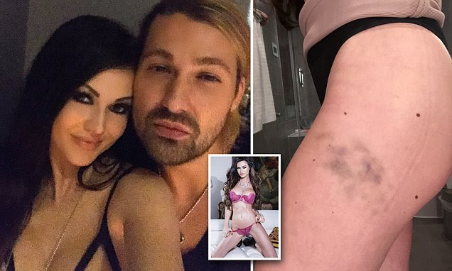 Porn star Kendall Karson files lawsuit against ex David Garrett over ...