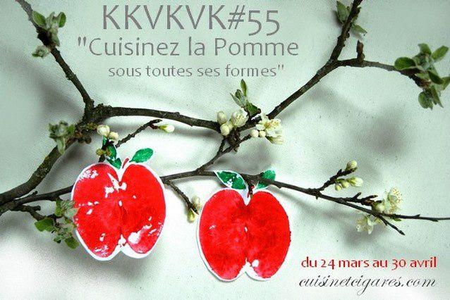 Le nouveau thème du KKVKVK : vous allez tomber dans les pommes…