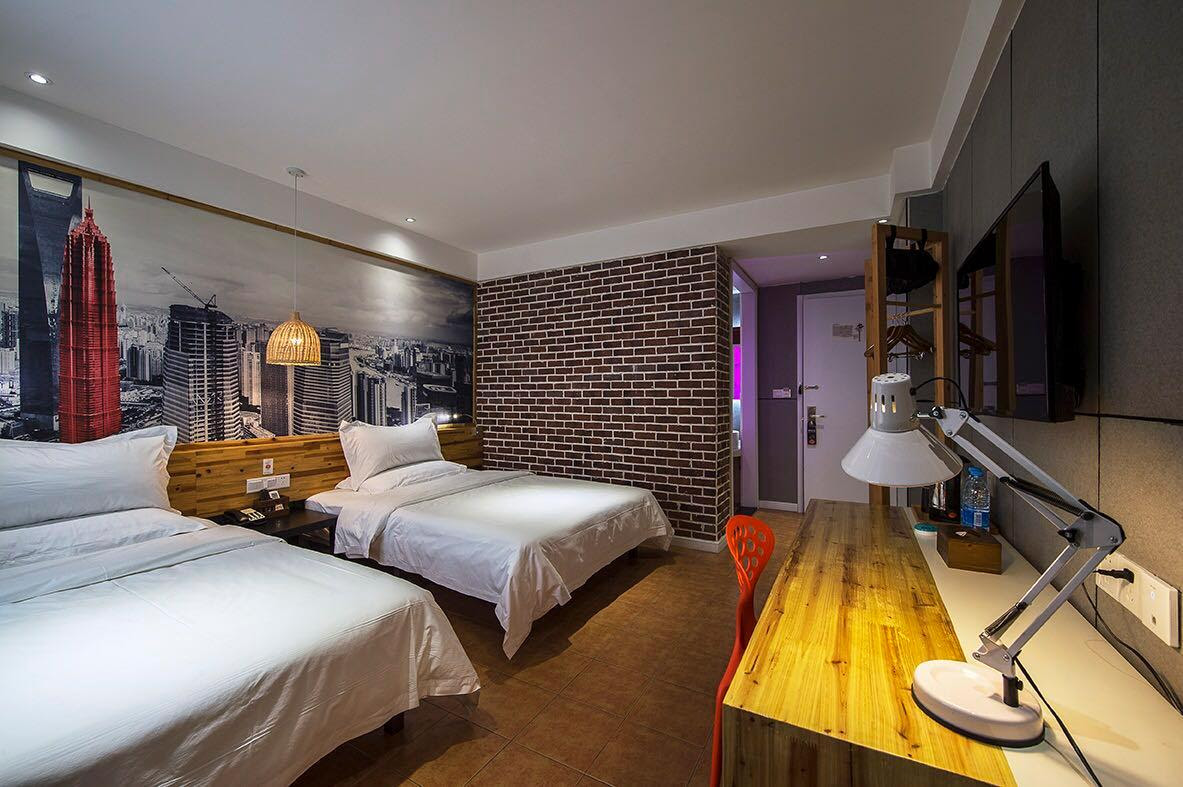 hotel near Shanghai Tuker hotel