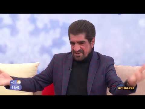 you movies : Harout Pamboukjian - ARMENIA TV - Bari luys - 11.12.2019