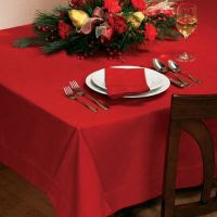 Christmas Table Sets , Table Linen, Table Cloth, Napik, Placemat ...