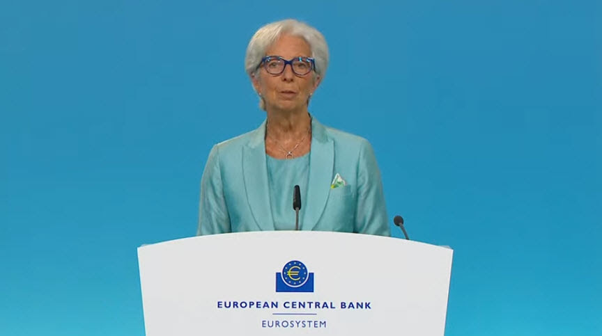 Lagarde Q&A: We want to see at least 2% inflation well-ahead of our projection horizon