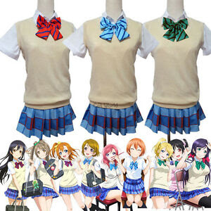 Love Live Uniforms