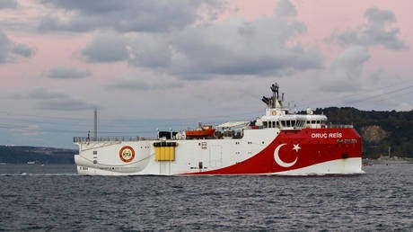 World  : Turkey issues maritime advisory over live-fire drills in contested Eastern Mediterranean until September 11