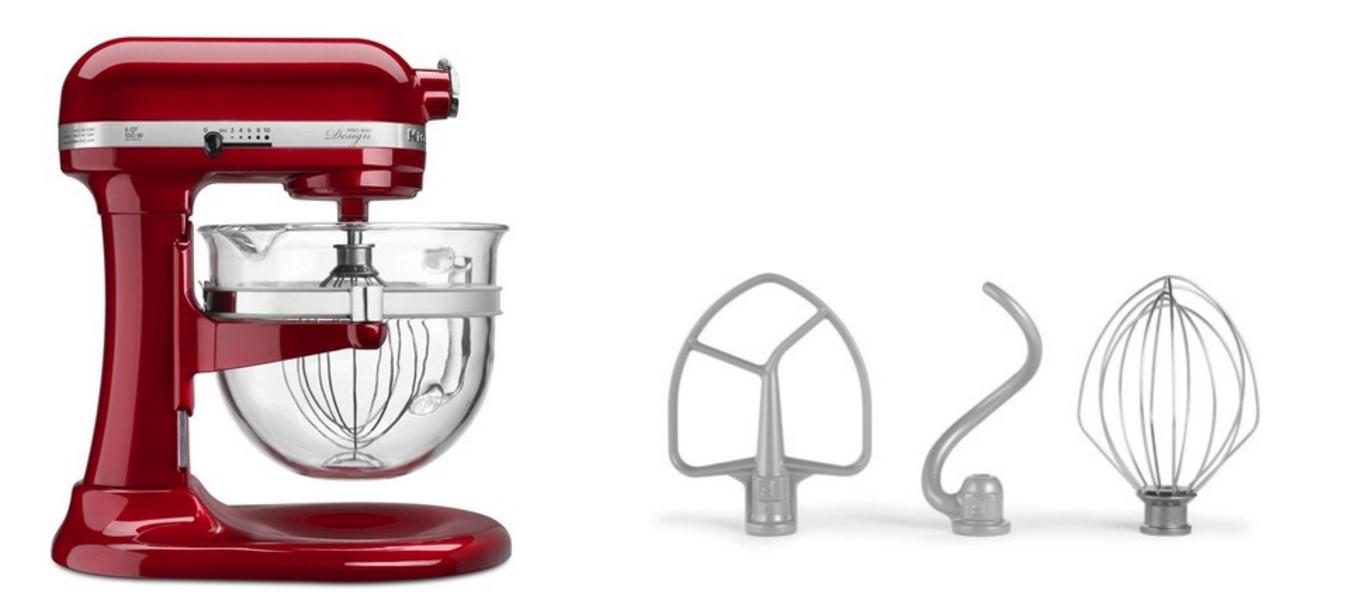Kitchenaid 6 Qt Professional 600 Design Series Only 28999 Reg
