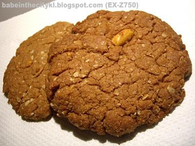 crunchy jumbo snickers cookies