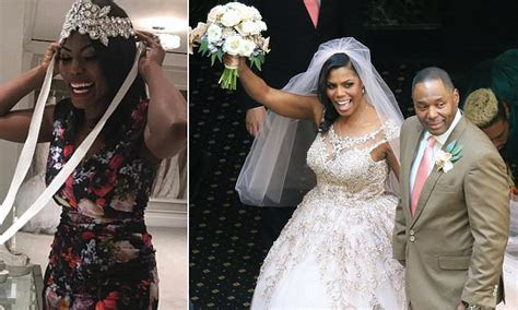 Omarosa traipsed wedding party through the White House