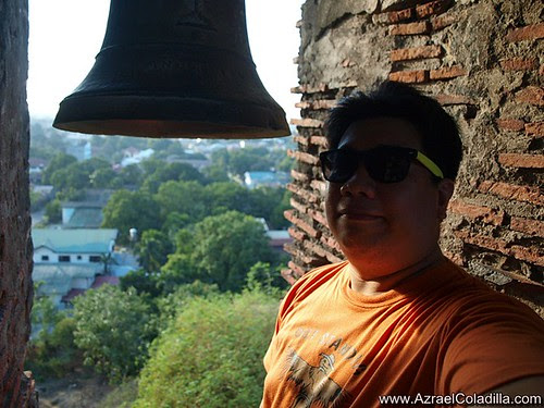 St. Augustine Church and Bantay Belfry in Vigan photos by Azrael Coladilla
