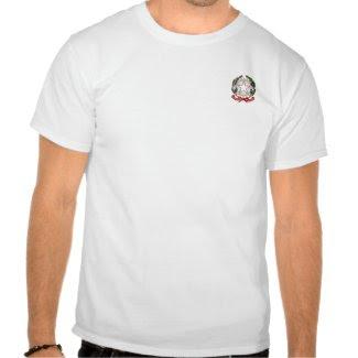 Italia National Coat of Arms Shirt shirt