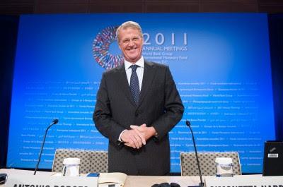 António Borges é um dos maiores defensores da austeridade na Grécia e em Portugal. Foto IMF/Flickr