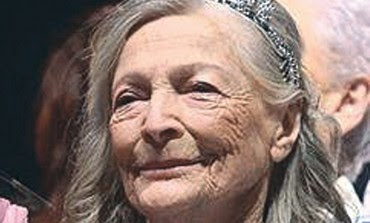 Miss Holocaust survivor.