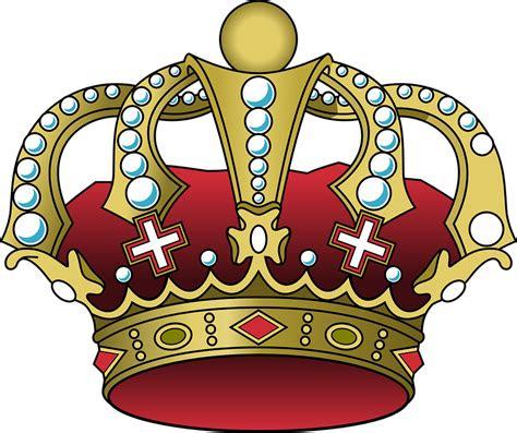 gambar vektor gratis mahkota raja kaisar kerajaan