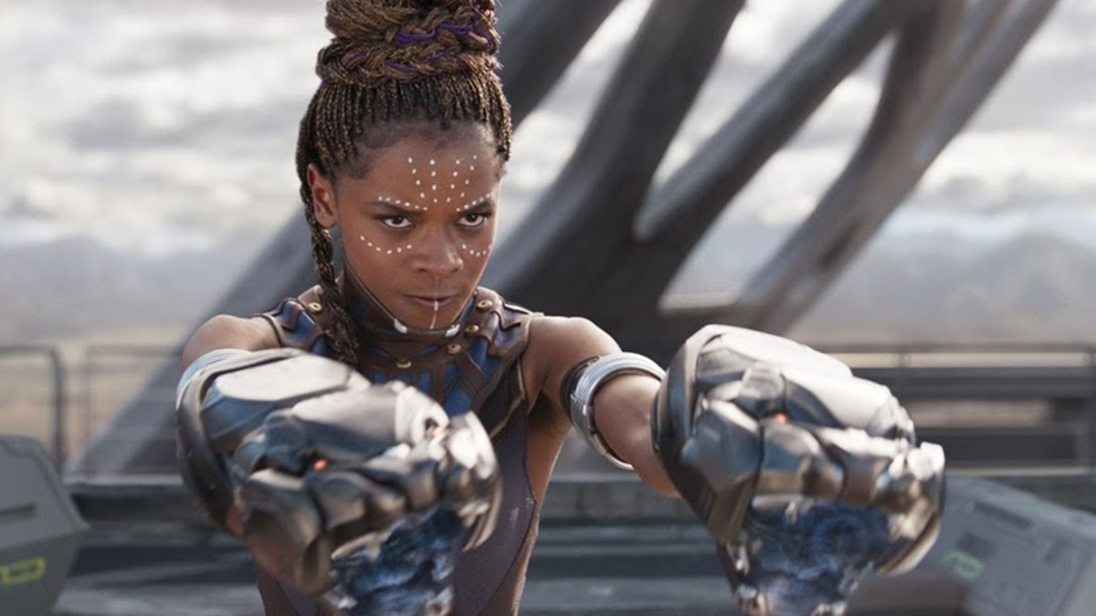 Black Panther's Letitia Wright Denies Spreading Anti-Vaccine Claims on Set