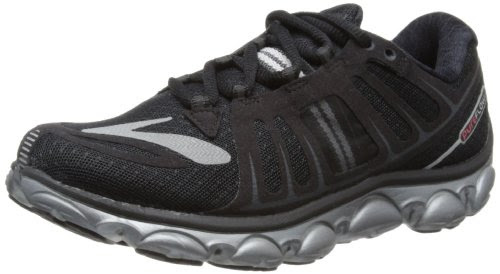 d93a41e76d1 Brooks Womens Pure Flow 2 W Running Shoes 1201311B647 Black Anthracite  Silver 3.5 UK