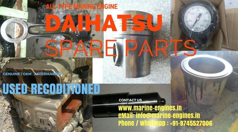 Spare Parts for all type Daihatsu Motor Navis