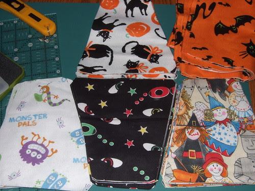 Halloween Tumbler blocks