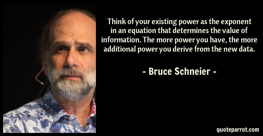 Think Of Your Existing Power As The Exponent In An Equa By Bruce