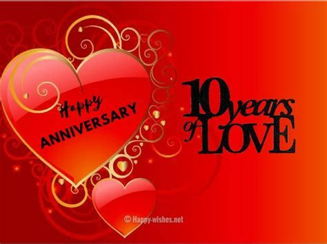 Celebrating 10 Years of Love   Happy Anniversary Lavanya