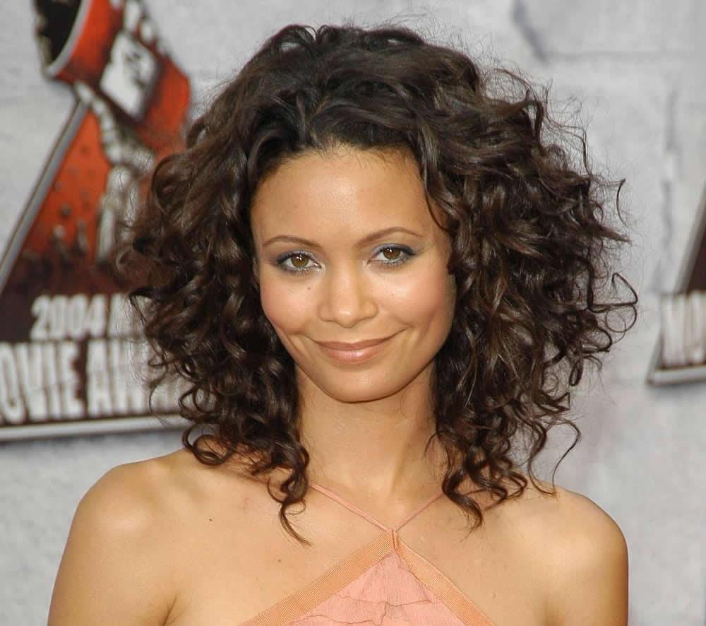 Strange Updos For Medium Length Naturally Curly Hair Best Hairstyles 2017 Short Hairstyles Gunalazisus