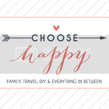 Grab button for Choose Happy