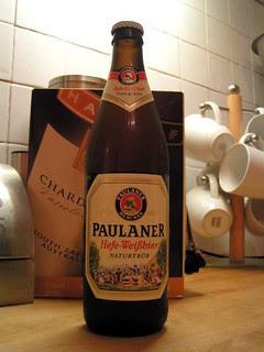 Paulaner, Hefe-Weißbier, Germany