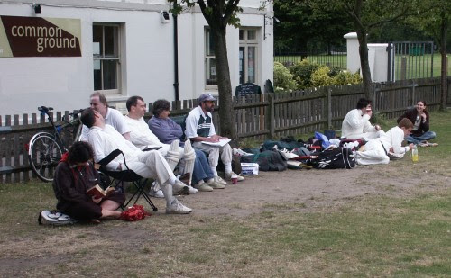 Dodgers Cricket Club v Dealers 12 June 2005