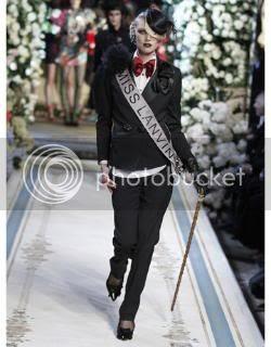 Lanvin for H&M Fashion Show