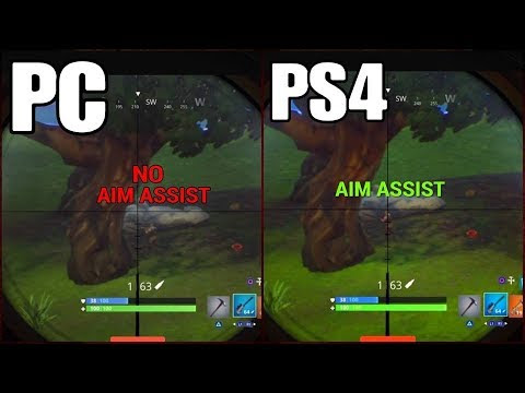 fortnite aimbot files for ps4