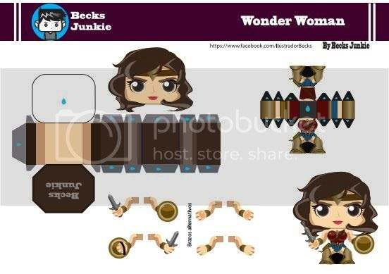 photo Wonder Woman paper toy via papermau 002_zpsr8hwztmv.jpg