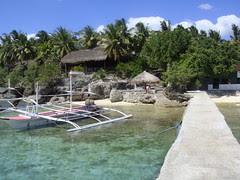 Philippine Isola di Cebu Moalboal