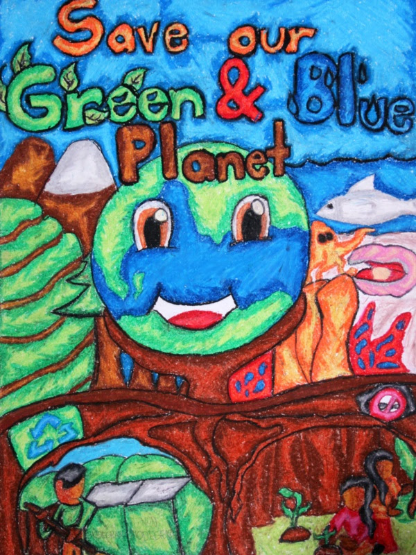 save environment posters competition Ideas 20