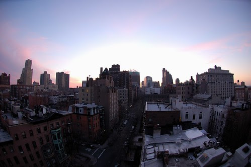 Dawn comes to Brooklyn