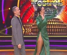 Rita Pereira sensual no programa Dança com as estrelas 2020