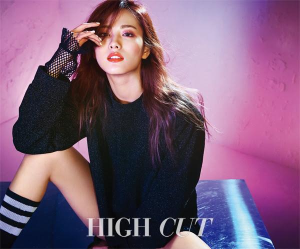 Nana (After School) - High Cut Magazine vol. 192